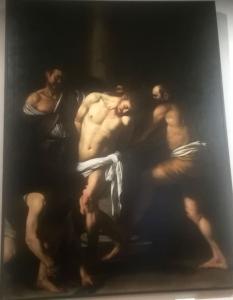 Caravaggio - Flagellazione 1