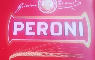 Orzo 100%italiano e birra Peroni