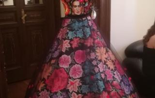 Omaggio a Frida Kalo