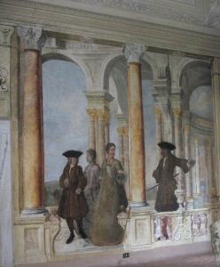 Villa Falconieri Famiglia