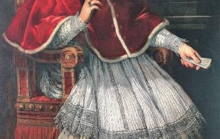 Pietro_da_Cortona, Ritratto di Urbano VIII