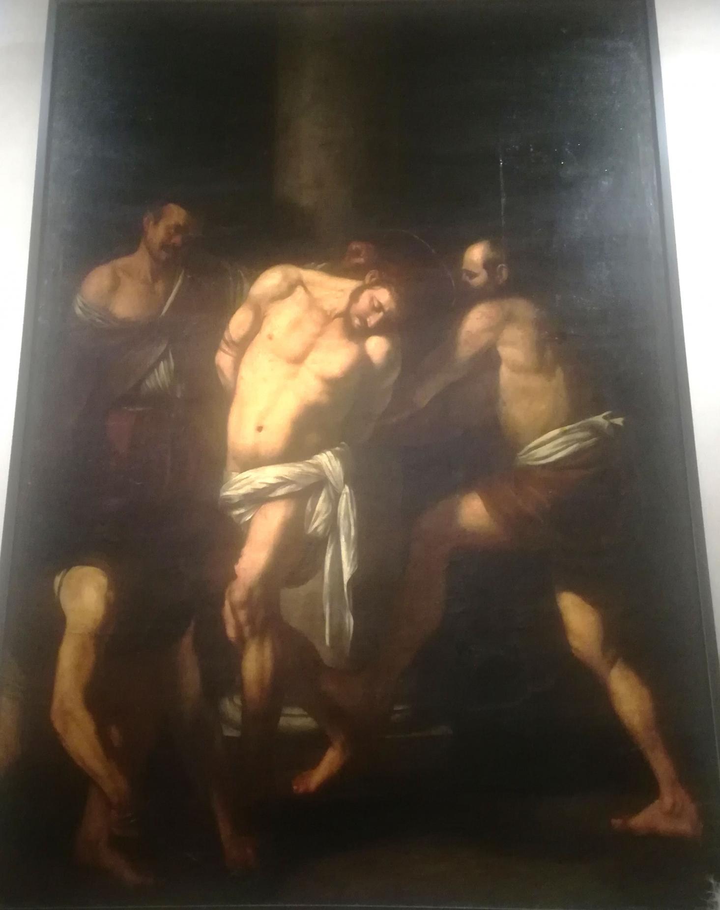 Caravaggio - Flagellazione