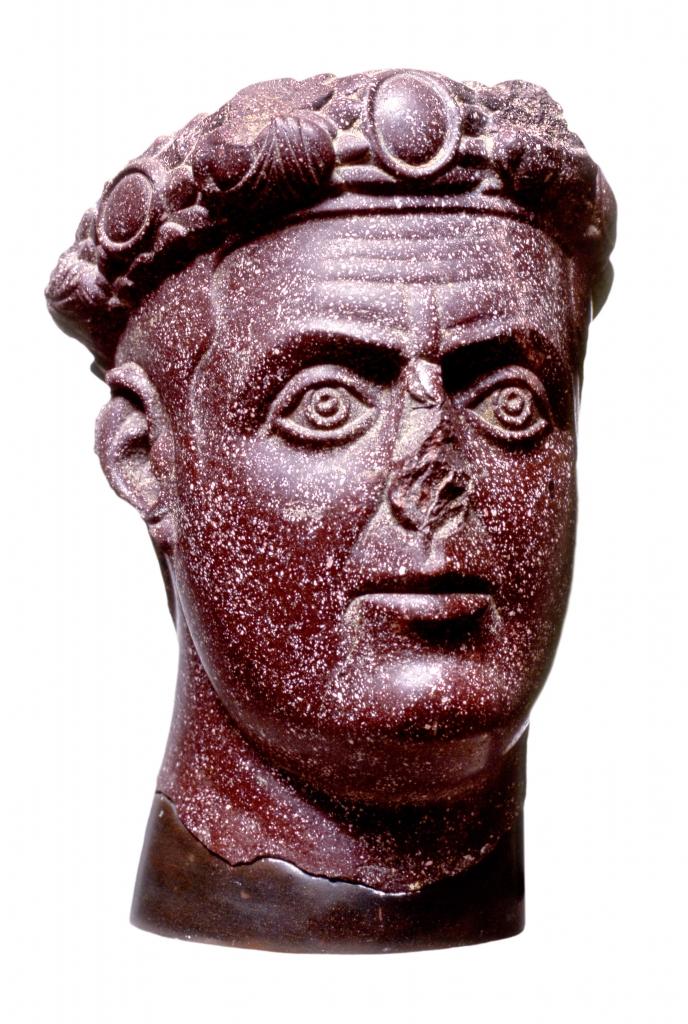 24_Head of Galerius Testa di Galerio