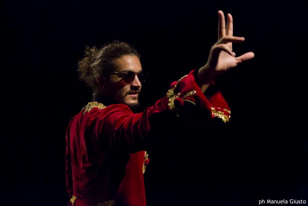 Teatro Argot Yoris Petrillo - Elogio della Follia #ilikedopamina