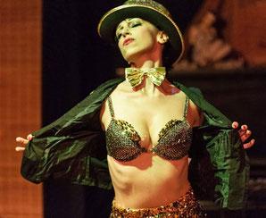 Teatro Ivelise corso-burlesque