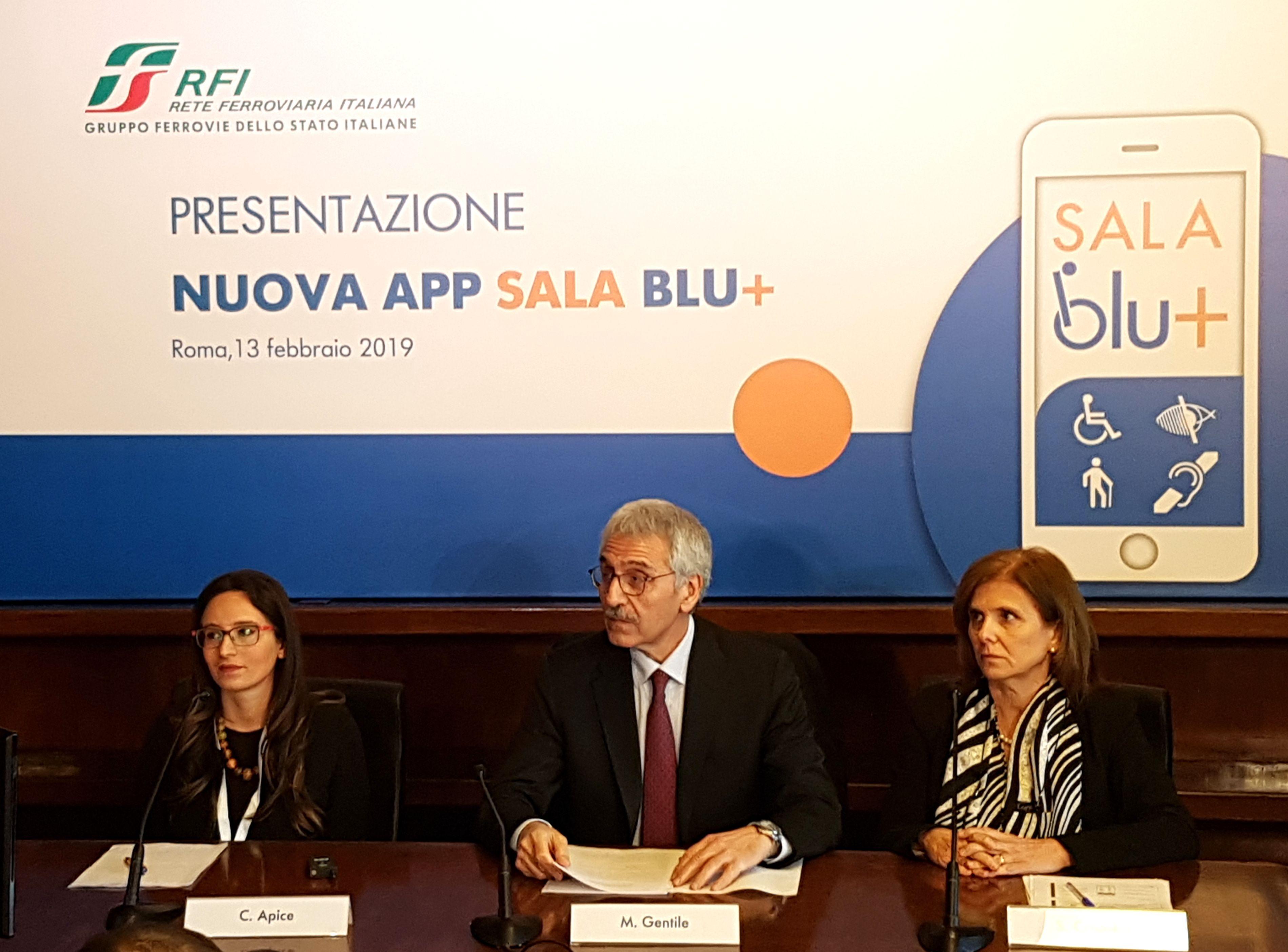 Sale Blu Ferrovie : Europe journal u2013 rete ferroviaria italiana presenta due importanti