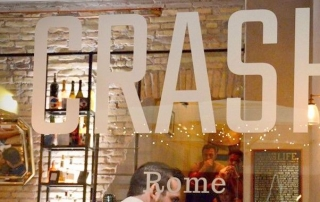 2. Crash Roma - Musica Live