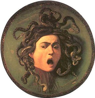 390px-Medusa_by_Caravaggio