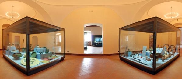 Una-sala-del-museo-archeologico