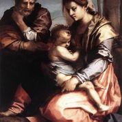 Palazzo Barberini - Andrea del Sarta - Sacra Famiglia