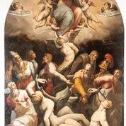 Palazzo Barberini - Giorgio Vasari (bottega) - Immacolata Concezione
